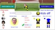 Add fractions horizontal arrangement Football games