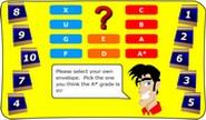 Add fractions horizontal arrangement Grade or no grade