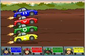 Addition of fractions rally game