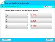 Convert-fractions-to-decimals